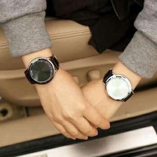 "P.O. 2016 ""Invisible ""  Couple Watch Design."