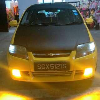 Chevrolet Aveo 5