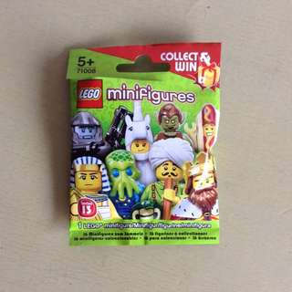 LEGO 71008 Minifigures Series 13 (OPENED PACKET)