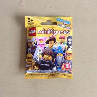 LEGO 71007 Minifigures Series 12 (OPENED PACKET)