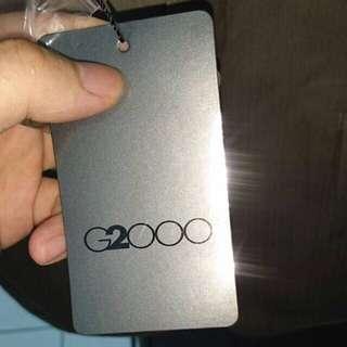 G2000西裝褲(暫售)