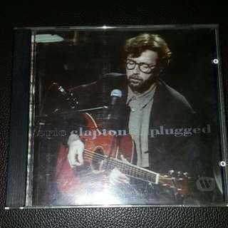 Eric Clapton - Unplugged CD (1992)