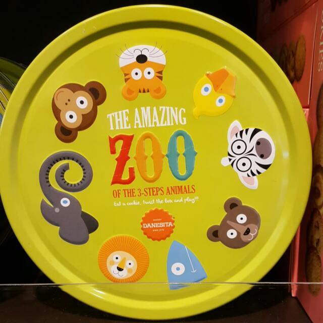 動物園奶油酥餅454g