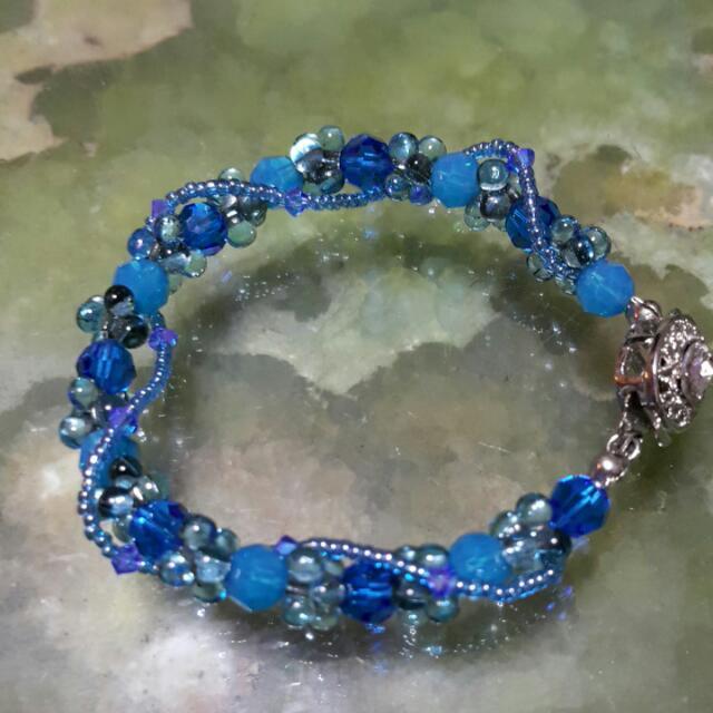 琉璃珠手鍊