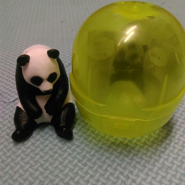 熊貓 扭蛋