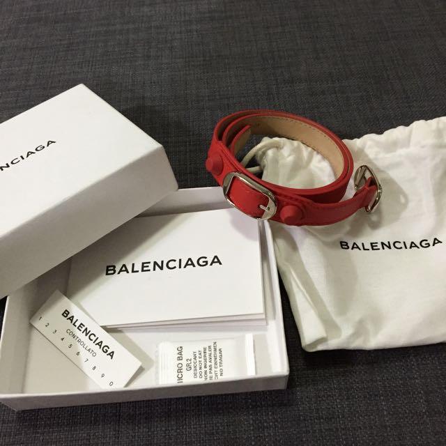 Authentic Balenciaga Triple Tour Holiday Edition Sz. M