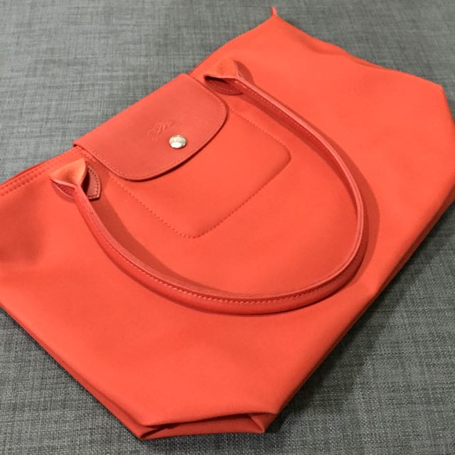 Authentic Preloved Longchamp Planetes MLH
