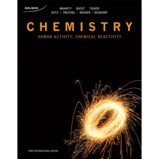 Chemistry Textbook: Human Activity, Chemical Reactivity