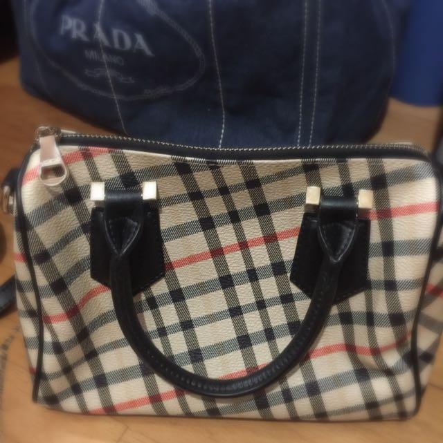 Cheviot Bag Original