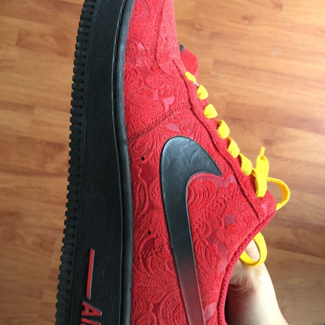 Chinese Stick Work Nike Shoes
