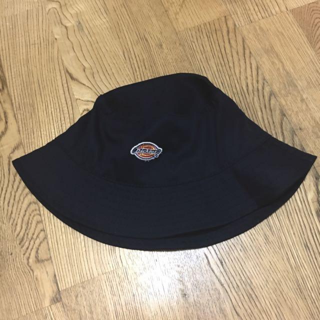 Dickies Logo 漁夫帽