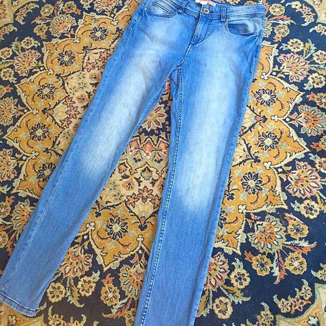 Forever 21 Full Length Jeans
