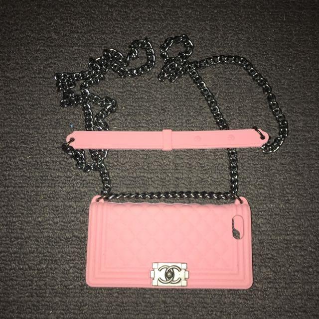 Genuine Chanel iPhone 5 Case