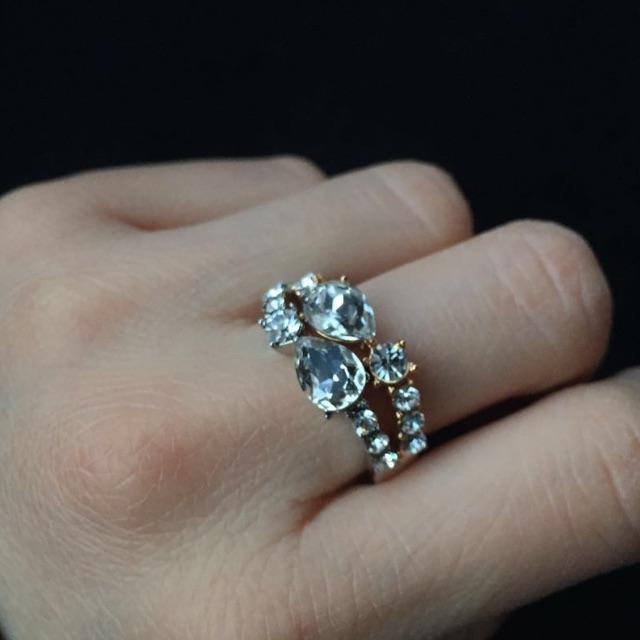 Handmade Decorative Ring [Size 7/8]