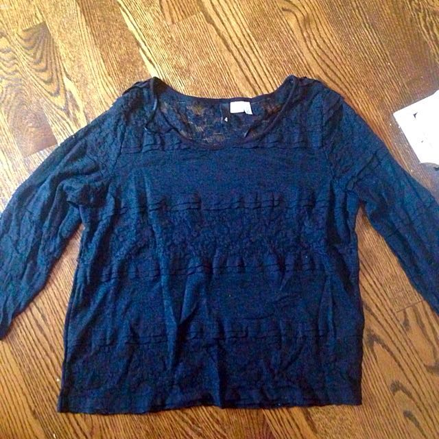 H&M Lacey Long sleeve
