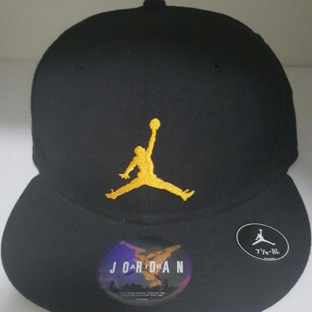 Jordan Fitted Cap