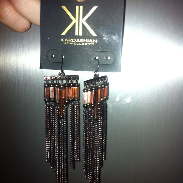 Kardashian Kollection Ear Rings