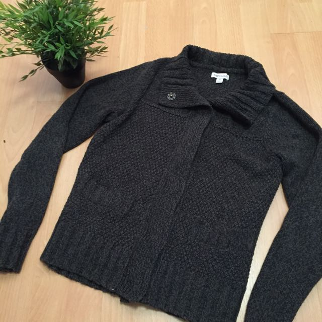 Knitted Cardigan Size M (10/12)