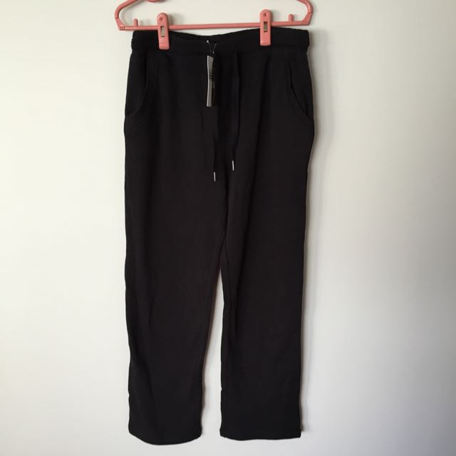 Ladies Track Pants