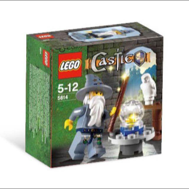 LEGO Castle 5614 The Good Wizard