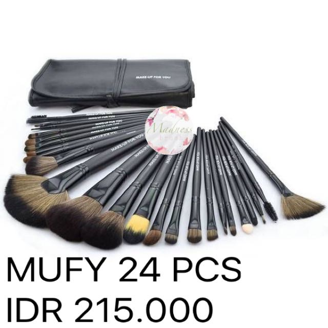 MAKE UP FOR YOU MUFY 24 BRUSH