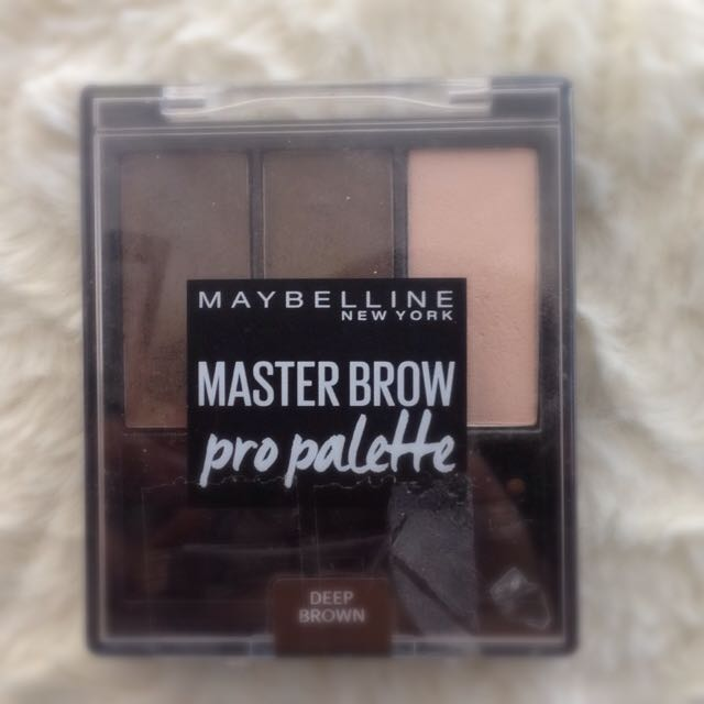 Maybelline Brow Palette