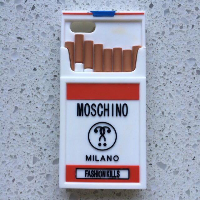 Moschino Cigarettes - iPhone 5