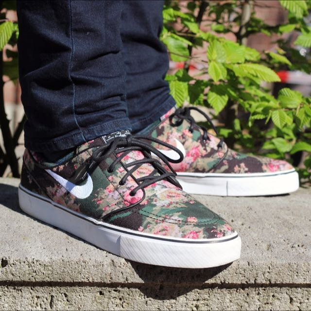603932f00e33 Nike SB Stefan Janoski Digi Floral
