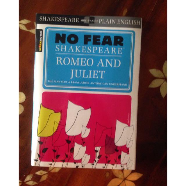 No Fear Shakespeare: Romeo & Juliet