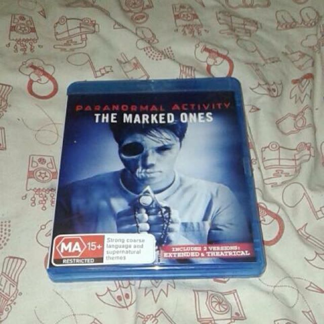 Paranormal Activity, The Marked Ones