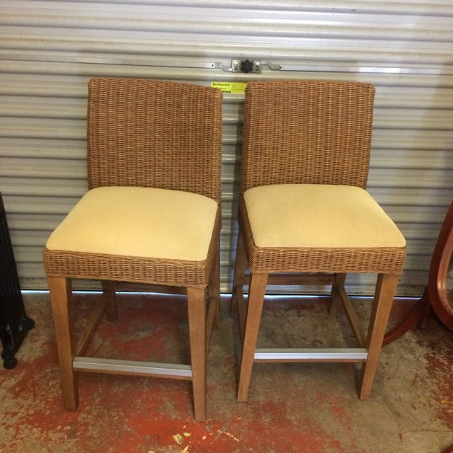 Quality Cane Bar Stools