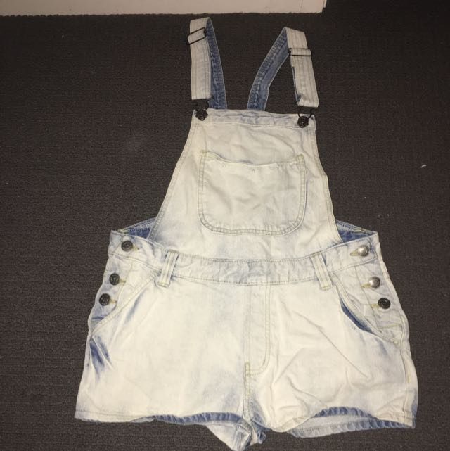 Size 8 Overalls