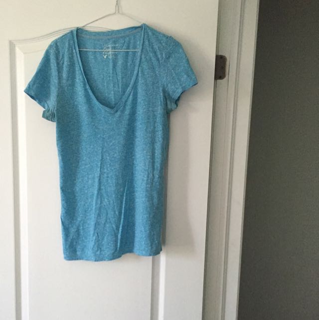 Slouchy V Neck from American Eagle