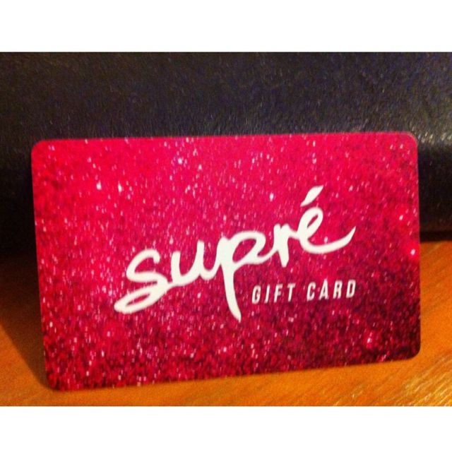 Supre Gift Card $35
