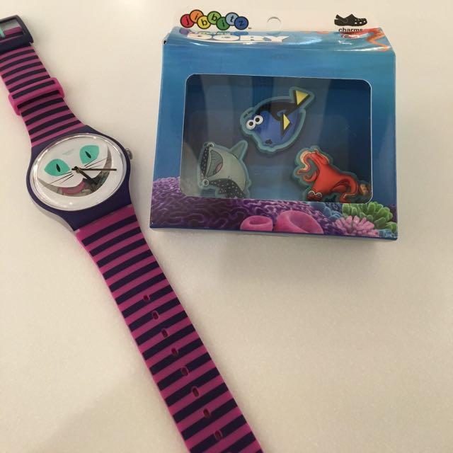 Swatch 笑笑貓手錶😈