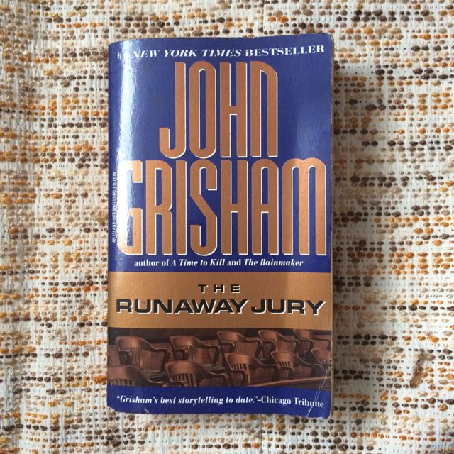 'The Runaway Jury' by John Grisham