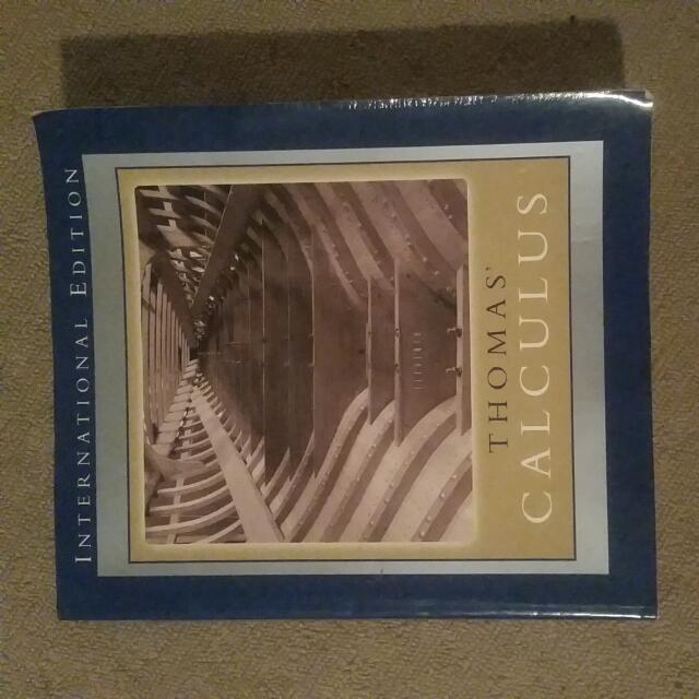 Thomas Calculus Textbook