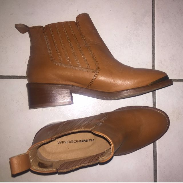 Windsorsmith Brown boots