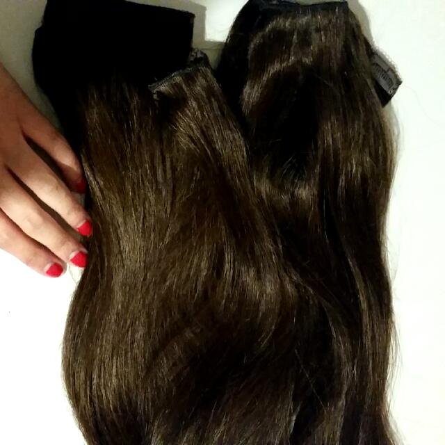 Zala Hair Extensions New Health Beauty On Carousell