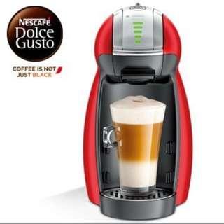《九成五新》雀巢膠囊咖啡機 Genio 型號9771