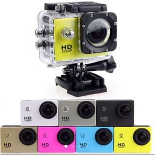 Affordable Gopro Counterpart