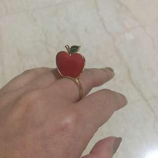 cincin apel berdiri