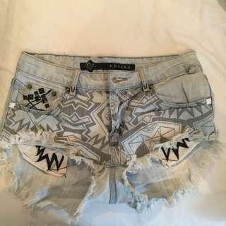Short Shorts (size 10)