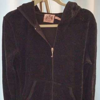 Juicy Couture Black Butterfly Hoodie