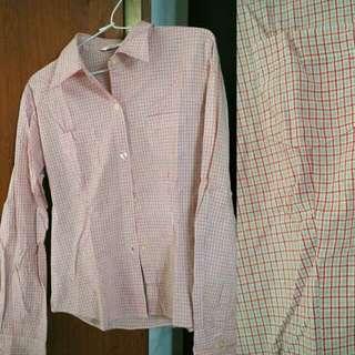 Plaid Shirt Cherry