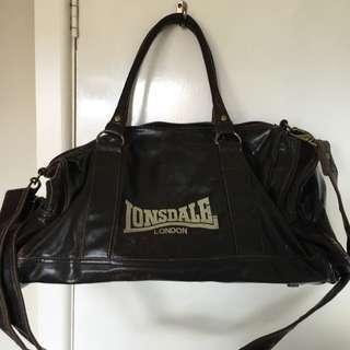 Brown Lonsdale London Bag