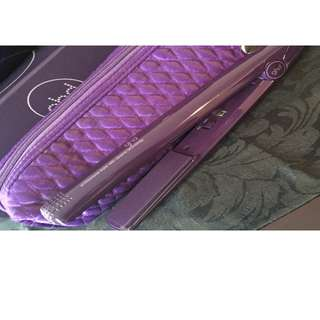 GHD Limited Edition Purple Indulgence Straightener