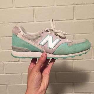 Mint Green NBs