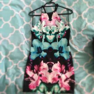 Morning Mist dress Size 8