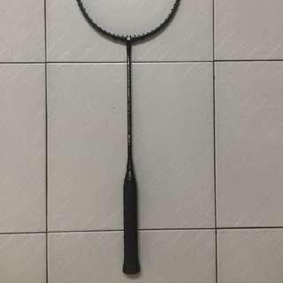 Apacs Badminton Racket 722 Package